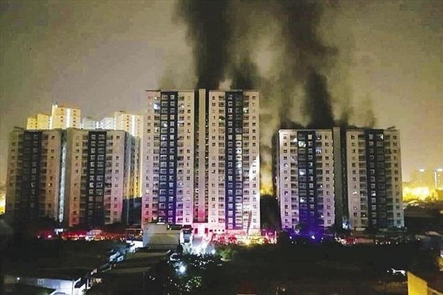 Hà Nội: Cảnh báo hiểm họa cháy nổ chung cư dịp Tết - 1