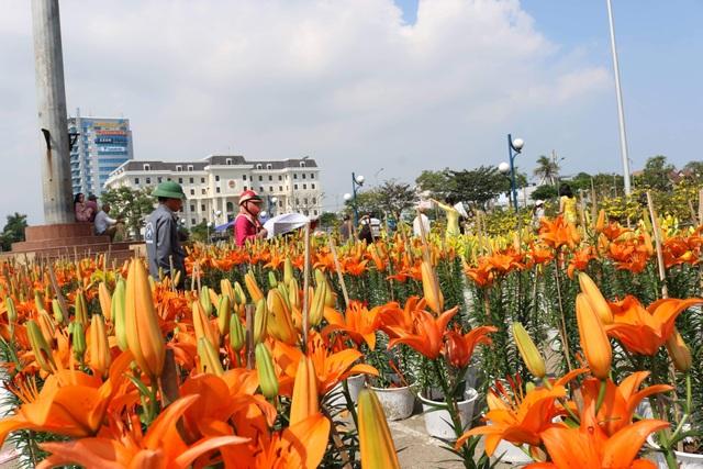 Chợ hoa 30 Tết: Hoa nở rộ mà lòng người bán hoa thì héo - 2