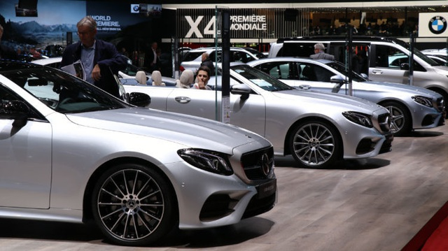 Điểm danh Top 5 thương hiệu xe sang lớn nhất thế giới - 1