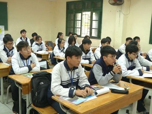 Ngành Giáo dục chuẩn bị đội ngũ, cơ sở vật chất đón chương trình mới - 1