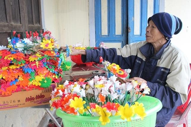 Sắc Xuân ở làng hoa giấy hơn 300 năm tuổi - 1