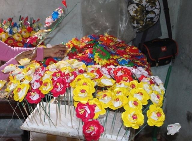 Sắc Xuân ở làng hoa giấy hơn 300 năm tuổi - 10