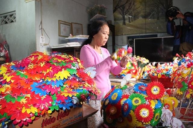 Sắc Xuân ở làng hoa giấy hơn 300 năm tuổi - 2