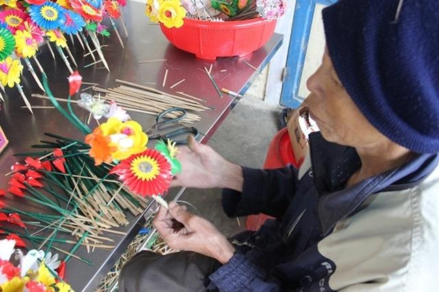 Sắc Xuân ở làng hoa giấy hơn 300 năm tuổi - 3