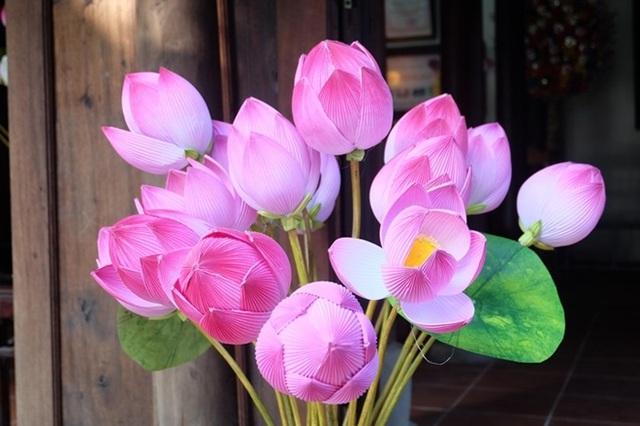 Sắc Xuân ở làng hoa giấy hơn 300 năm tuổi - 4