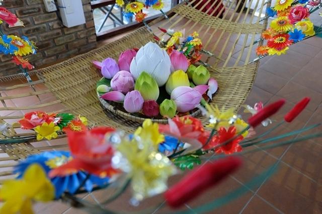 Sắc Xuân ở làng hoa giấy hơn 300 năm tuổi - 7