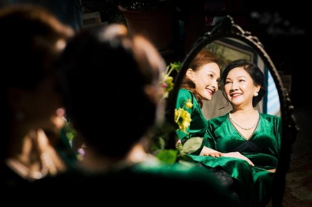 Xúc động những cuộc đoàn viên của dàn mỹ nhân Việt với mẹ đầu xuân mới - 12