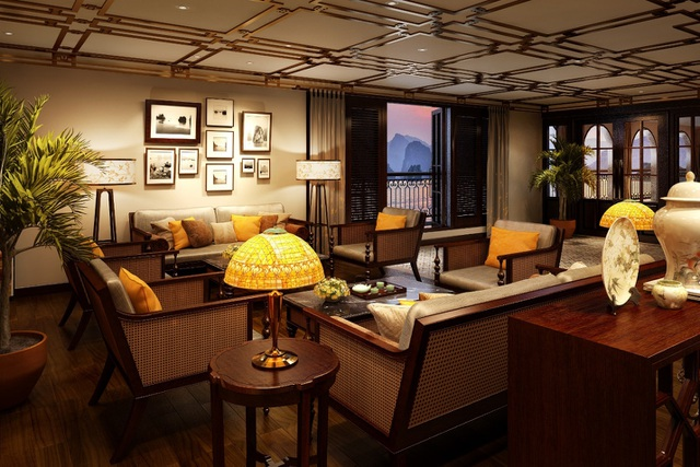 Vịnh Hạ Long và Lan Hạ nóng lòng chào đón siêu du thuyền chục triệu đô  - 2