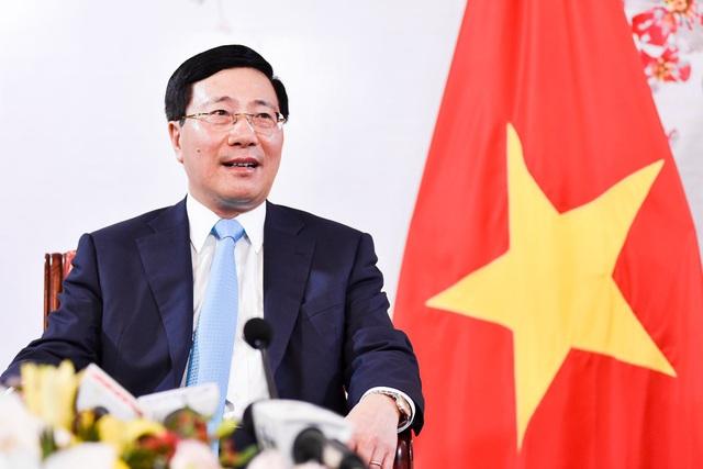 """Phó Thủ tướng: """"Bộ đội Việt Nam tạo niềm tin tại khu vực xung đột thế giới"""" - Ảnh minh hoạ 2"""