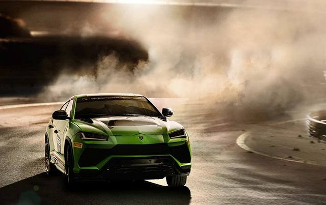 Lamborghini Urus ST-X cho giới nhà giàu mê đua xe - 4