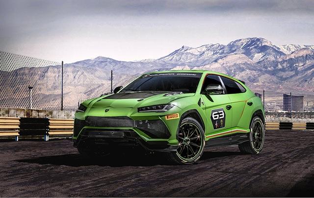 Lamborghini Urus ST-X cho giới nhà giàu mê đua xe - 1