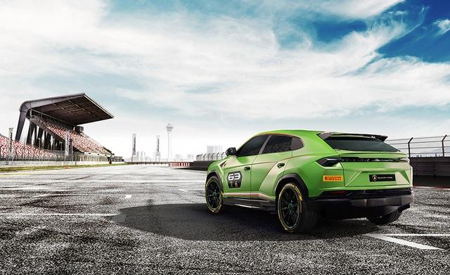Lamborghini Urus ST-X cho giới nhà giàu mê đua xe - 2