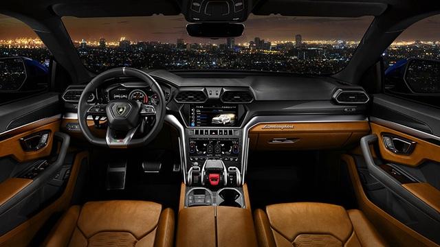 Lamborghini Urus ST-X cho giới nhà giàu mê đua xe - 5