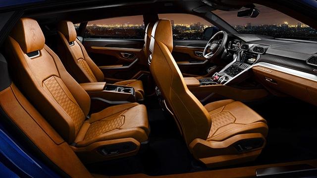 Lamborghini Urus ST-X cho giới nhà giàu mê đua xe - 6