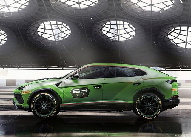 Lamborghini Urus ST-X cho giới nhà giàu mê đua xe - 3