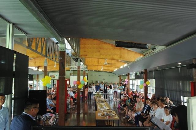Ấm áp hương vị Tết Việt tại thành phố biển nước Úc - 2