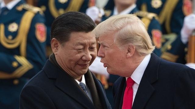 Mỹ dồn dập trừng phạt Trung Quốc, quan hệ hai siêu cường rơi tự do - 1