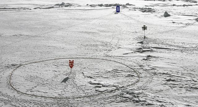 Từ tính ở Bắc Cực đang di chuyển đến Nga - 1