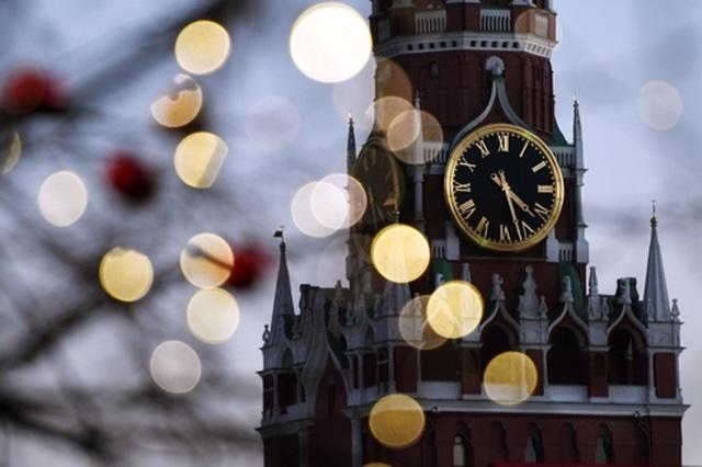 10 sự thật thú vị về đồng hồ Kremlin, biểu tượng năm mới của Nga - 1
