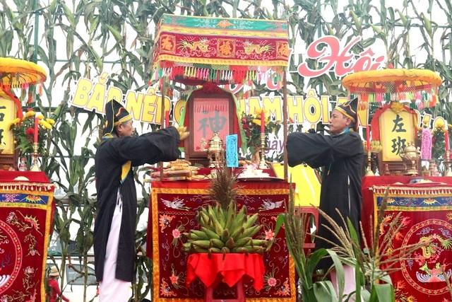 Lễ hội đầu năm ở Hội An