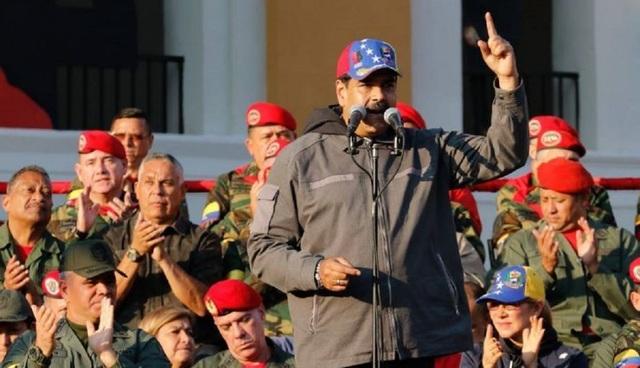 """Tuyên bố """"không phải ăn xin"""", Venezuela lập hàng rào chặn viện trợ nước ngoài - 2"""