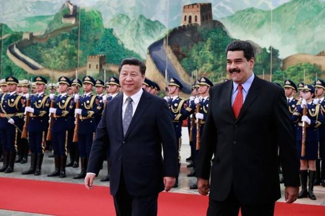 """Venezuela khủng khoảng, Nga - Trung có nguy cơ """"mất trắng"""" các khoản vay - 2"""