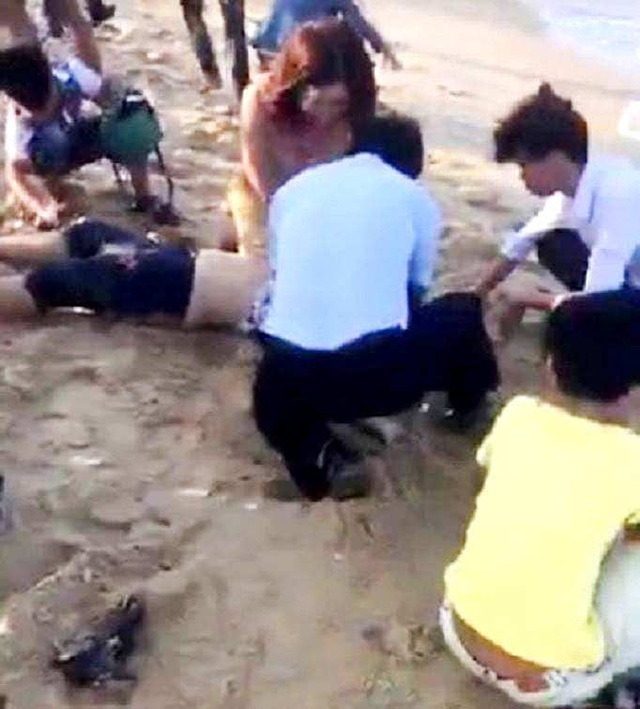 6 người đuối nước ở Quảng Nam