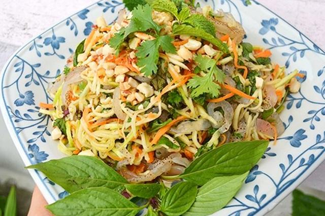Ngán tận cổ bánh chưng thịt cá ngày Tết, đây là những món chống ngấy hiệu quả - 1