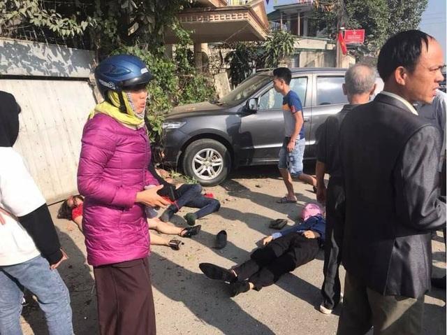 Vụ xe khách tông xe con khiến 3 người chết: Lỗi do tài xế xe khách - 2