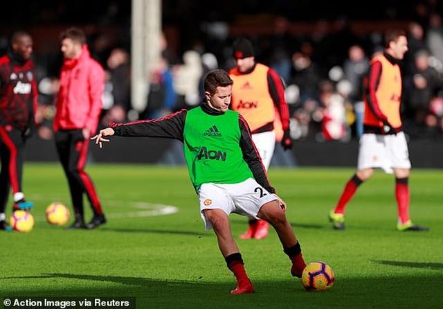 Fulham 0-3 Man Utd: Cú đúp của Pogba - 13