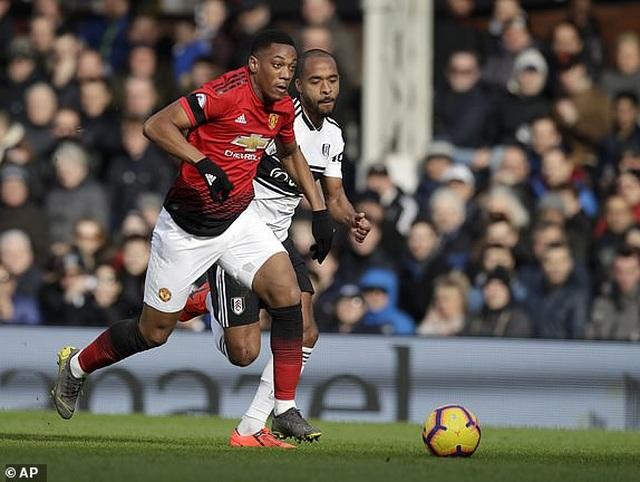 Fulham 0-3 Man Utd: Cú đúp của Pogba - 7