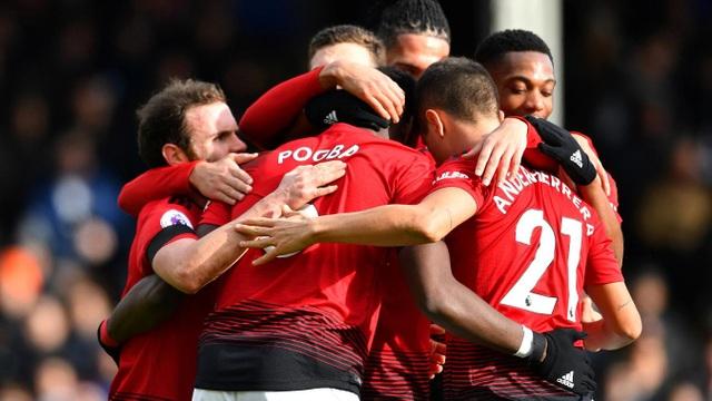 Fulham 0-3 Man Utd: Cú đúp của Pogba - 1