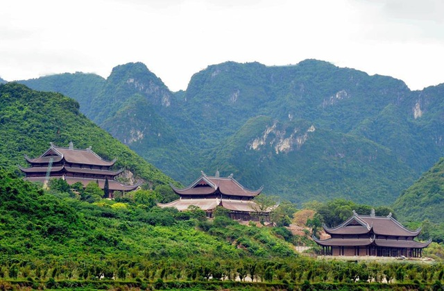 """Đầu năm ghé thăm """"Vịnh Hạ Long trên cạn"""" đẹp như mơ ở Hà Nam - 3"""