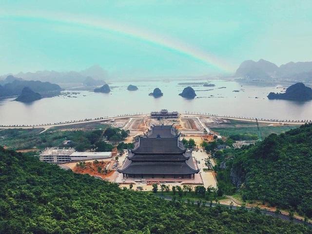 """Đầu năm ghé thăm """"Vịnh Hạ Long trên cạn"""" đẹp như mơ ở Hà Nam - 4"""