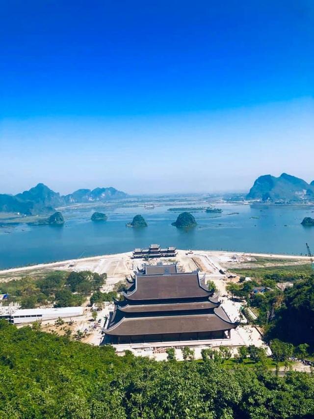 """Đầu năm ghé thăm """"Vịnh Hạ Long trên cạn"""" đẹp như mơ ở Hà Nam - 1"""