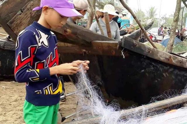 """Thanh Hoá: Ngư dân đón """"lộc biển"""" đầu năm - 3"""