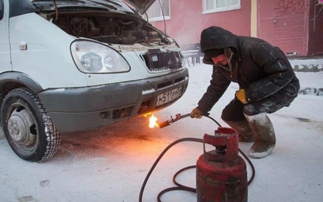Bí kíp người Nga giúp ô tô chạy tốt khi nhiệt độ tụt xuống âm 50 độ C - 1