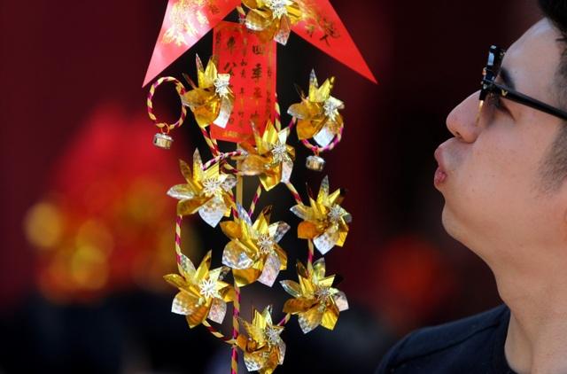 Người Hong Kong ăn mừng năm mới như thế nào? - 1