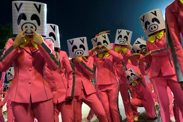 Người Hong Kong ăn mừng năm mới như thế nào? - 12