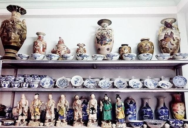 Đại gia Sài Gòn sở hữu kho 10 vạn cổ vật  lớn nhất châu Á - 1