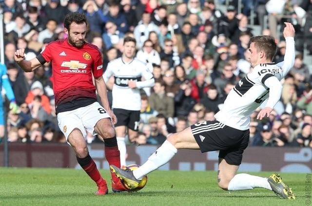 Fulham 0-3 Man Utd: Cú đúp của Pogba - 2