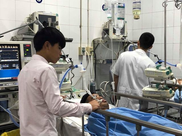 Bệnh viện đông nghẹt bệnh nhân cấp cứu, tai nạn trong những ngày Tết