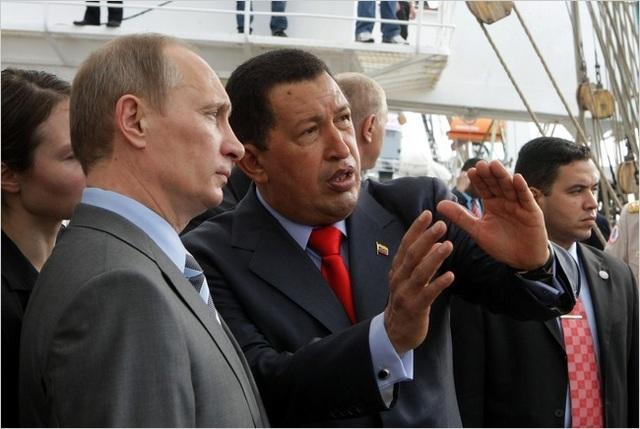 Chiến lược của Nga khi hậu thuẫn Tổng thống Venezuela bất chấp đối đầu Mỹ - 2