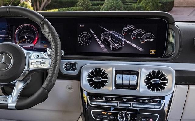 Mercedes-AMG G63 - Xe cho nhà giàu chơi off-road - 14
