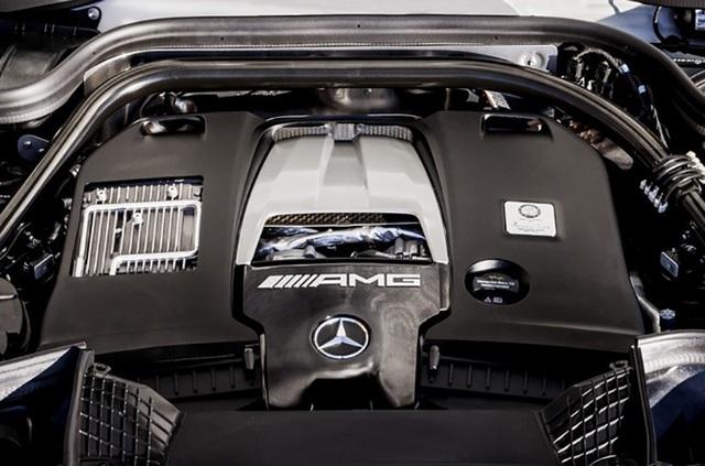 Mercedes-AMG G63 - Xe cho nhà giàu chơi off-road - 2
