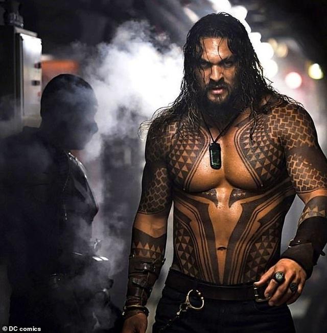 """Quái vật của vương quốc vực sâu trong """"Aquaman"""" sẽ có phim riêng"""