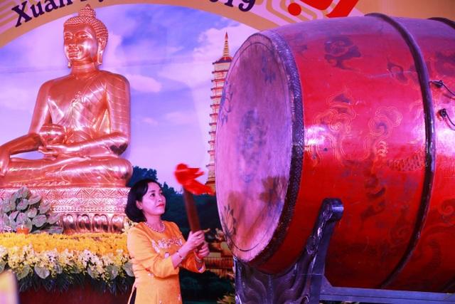 Chính thức khai hội ngôi chùa lớn nhất Việt Nam - 5