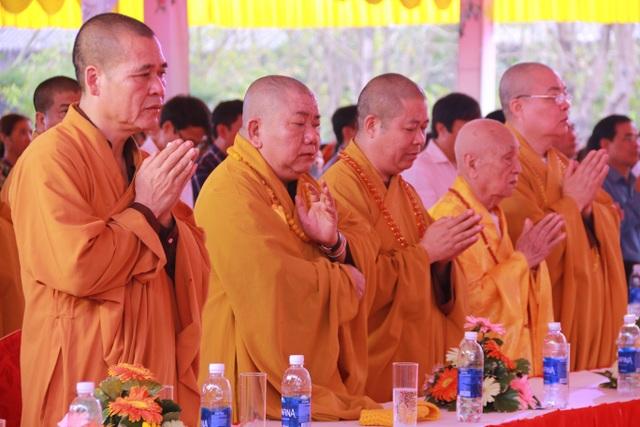 Chính thức khai hội ngôi chùa lớn nhất Việt Nam - 9