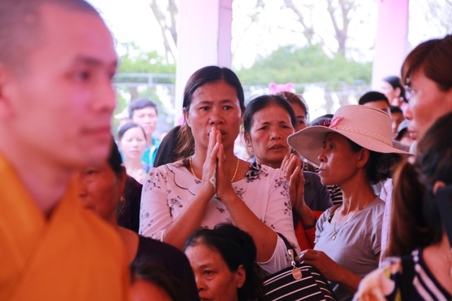 Chính thức khai hội ngôi chùa lớn nhất Việt Nam - 12