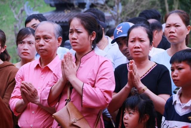 Chính thức khai hội ngôi chùa lớn nhất Việt Nam - 11